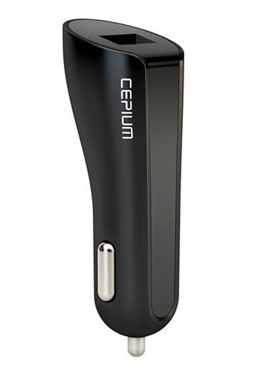 CC-1453 2.1A Araç Başlık + Orijinal Mikro USB Kablo Hediyeli-Cepium